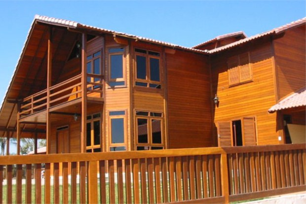Casas de madera como una alternativa real - Casas rurales madera ...