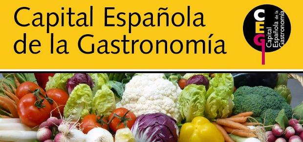 Capital Espanola Gastronomia 2012