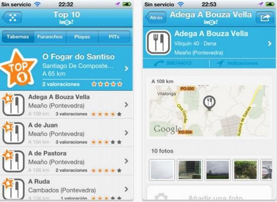 Imos? es una aplicación para crear la primera red social de ocio de Galicia