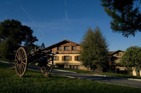 Casas y alojamientos rurales en la provincia de Vizcaya