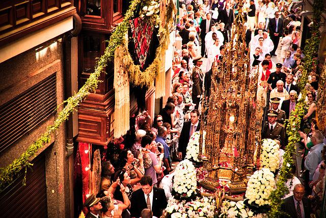 El Corpus Christi de Toledo, tradici�n y espiritualidad