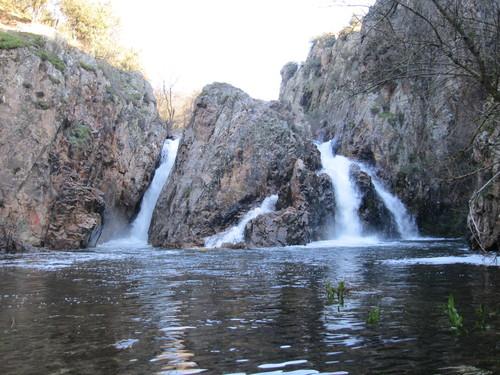 Cascadas de la comunidad de madrid for Piscina san agustin de guadalix