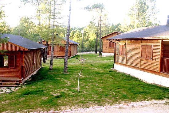Un fin de semana de aventura viviendo en una caba a - Fin de semana en cabanas de madera ...