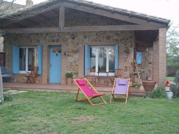 Casas rurales con jard n for Casa rural con jardin