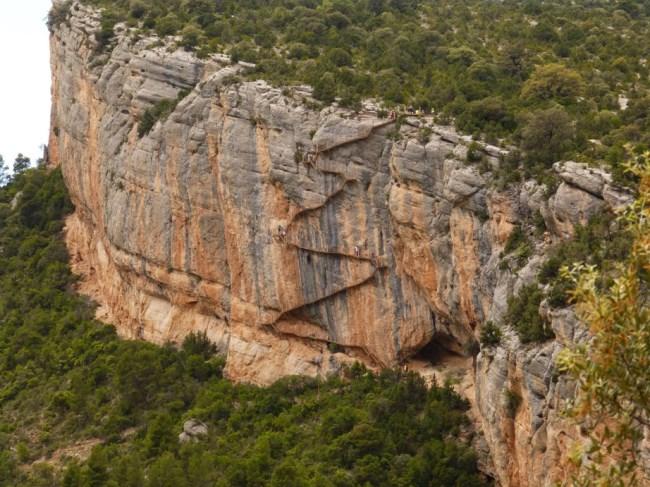 pasarelas de Montfalcó
