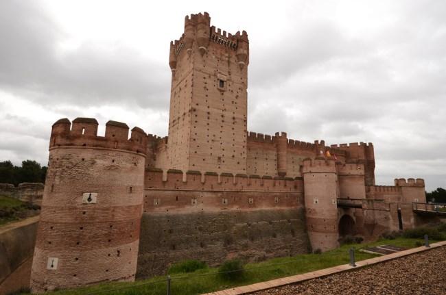 Castillo Medina del Campo