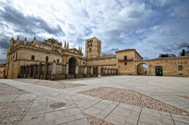 La Catedral de Zamora, s�mbolo de identidad de la ciudad