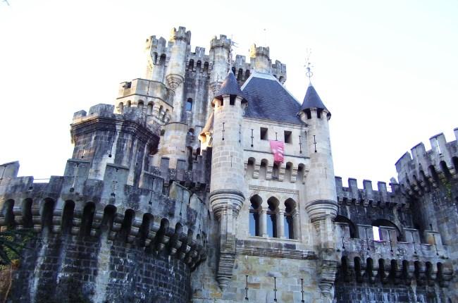 Castillo de butron Vizcaya
