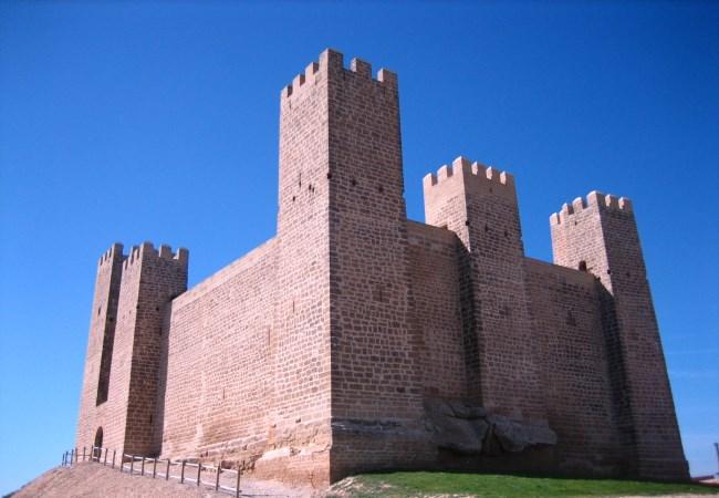Castillo de Sadaba Zaragoza