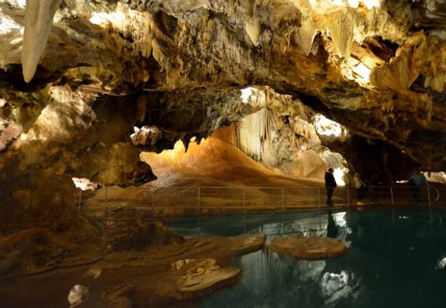 gruta maravillas huelva