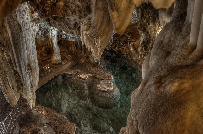 sierra de aracena gruta de las maravillas