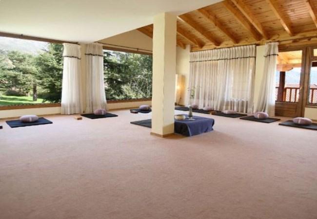Casas rurales donde practicar yoga - Clases de yoga en casa ...