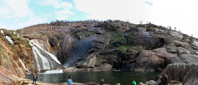 Cascada Ezaro
