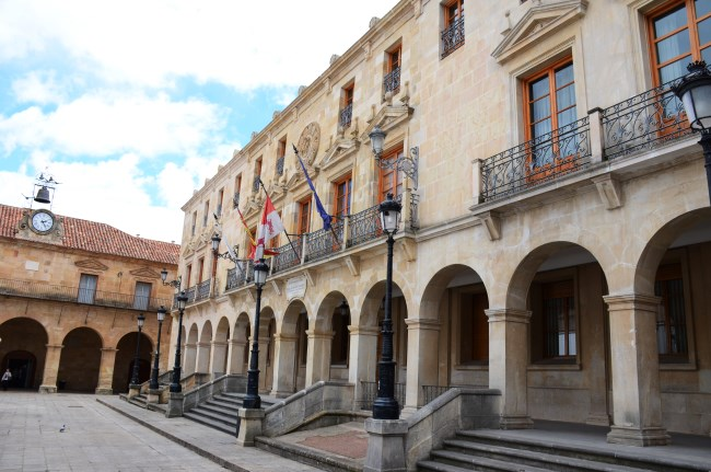 Plaza Mayor Soria