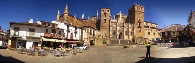 Monasterio de Guadalupe en Cáceres