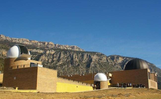 parque astronómico del montsec