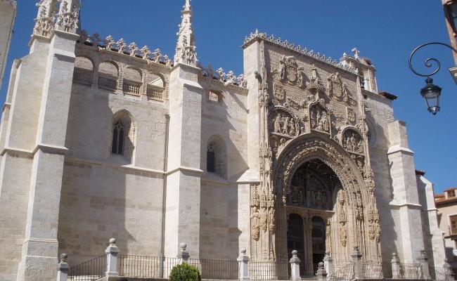 Aranda de Duero Iglesia