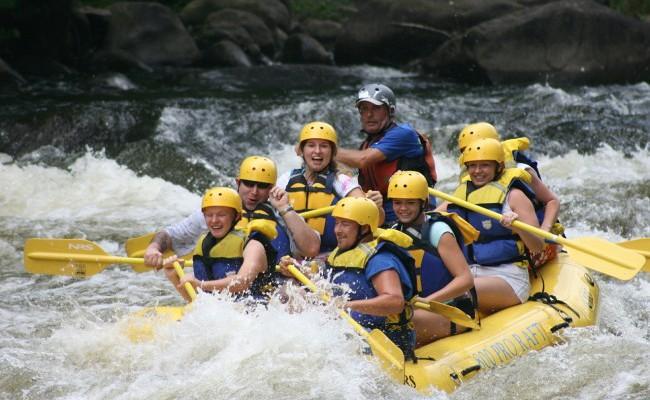 rafting Pallars Sobira