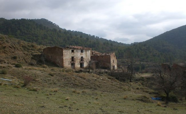 pueblos abandonados castellon