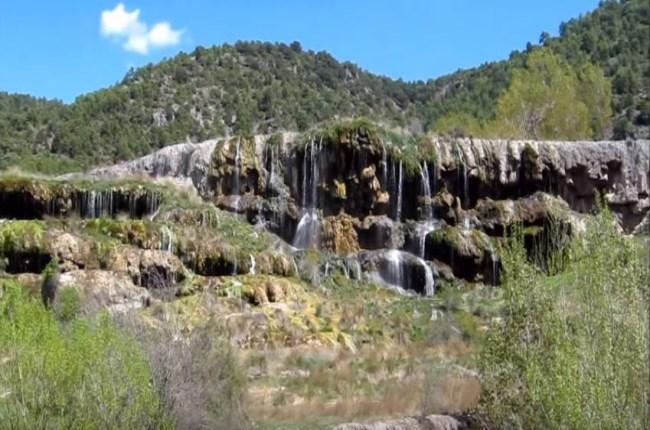 Cascada del arroyo de la Balsa