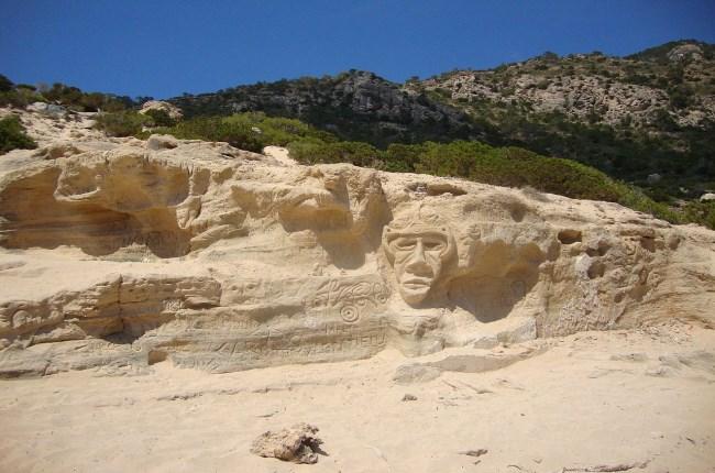 figuras talladas atlantis ibiza