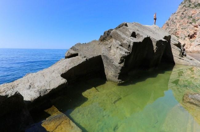 piscina natural atlantis ibiza