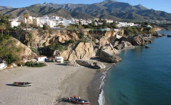 mejores playas málaga