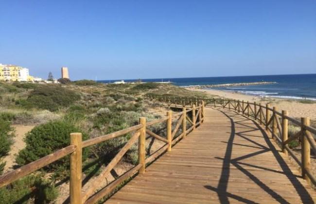 playa de cabopino marbella