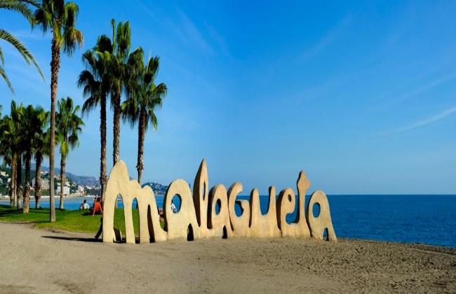 playa malagueta málaga capital