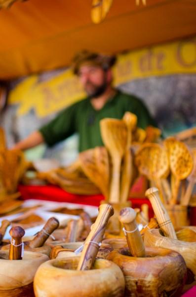artesanía medieval ávila