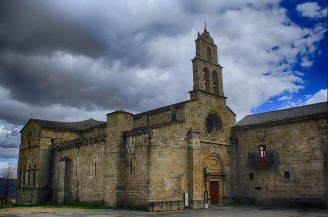 Monasterio de San Martin de Castañeda