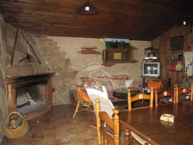 Casas Rurales El Camino y Serrano