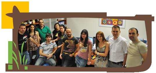 El equipo de TusCasasRurales.com
