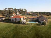 Hotel rural Punta Couso en Ribeira en A Coruña