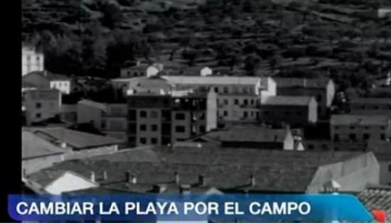 Reportaje de TVE sobre turismo rural en España en los años 60