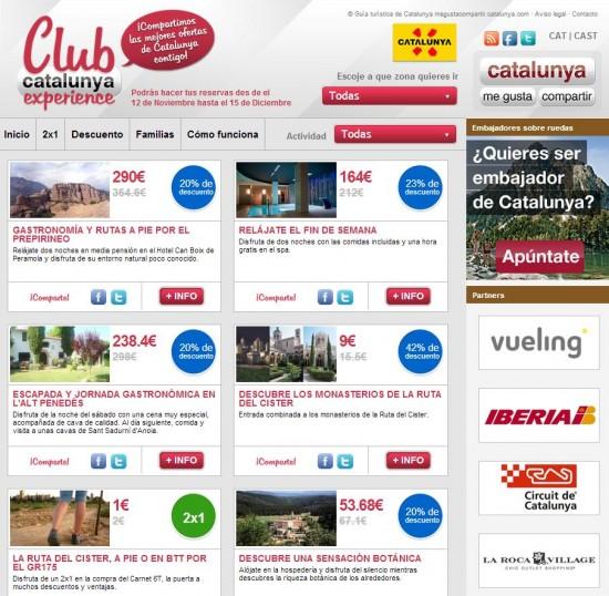 Club Catalunya Experience promociona el turismo de interior en Cataluña