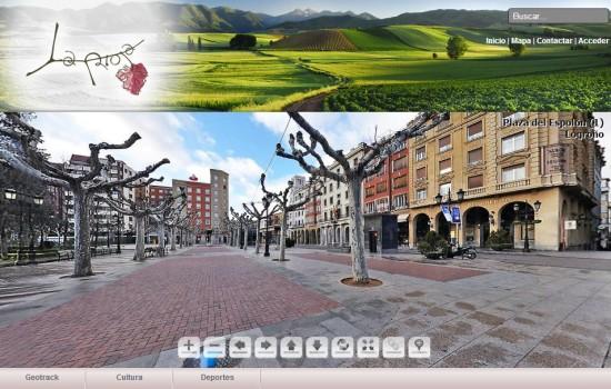Portal web de turismo de La Rioja