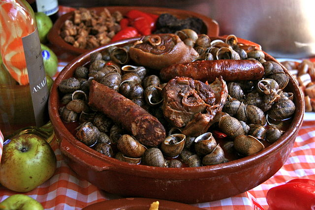 Caracoles La Rioja