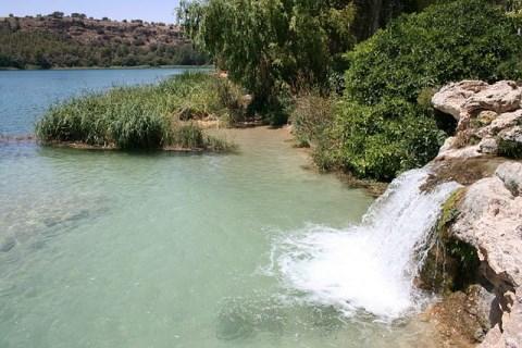 Zonas de ba o natural en castilla la mancha Lagunas para cachamas