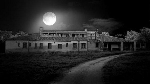casas rurales Halloween