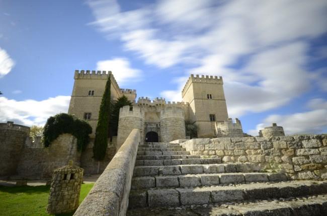 Castillo Ampudia visitas