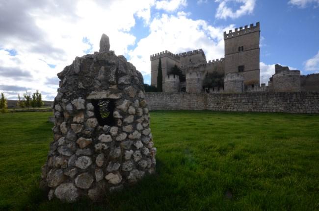 Troneras Castillo Ampudia
