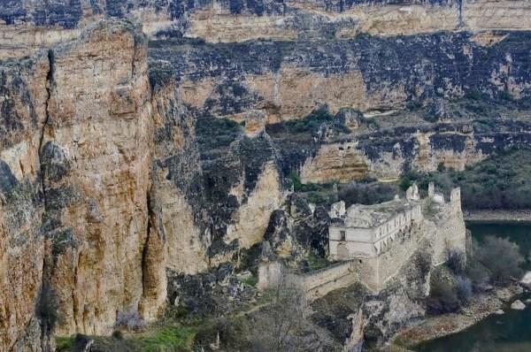 monasterio nuestra señora de la Hoz