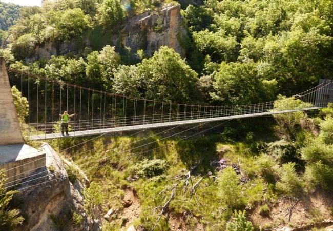 puente colgante montfalco