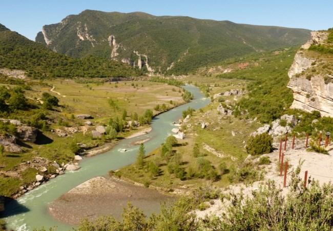 Desfiladero de Mont Rebei