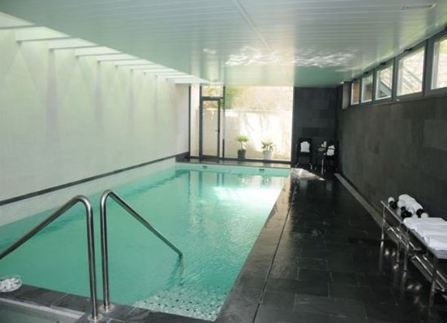 Piscina hotel spa niwa