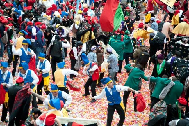 Vilanova carnavales