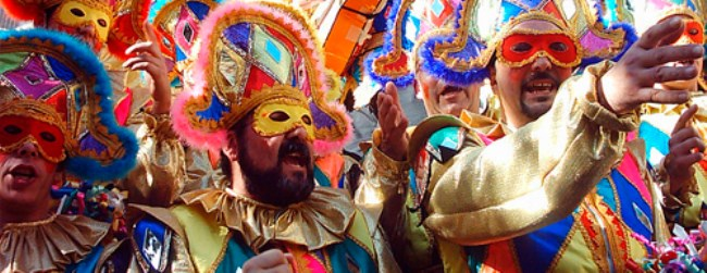 Carnavales Peculiares