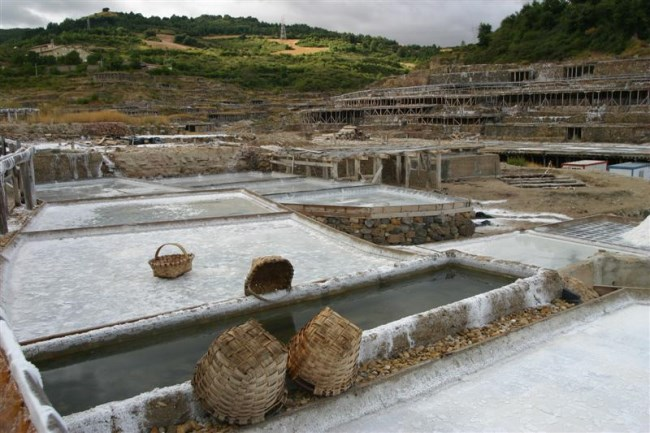 Valle Salado Añana