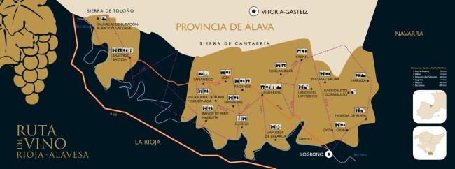 Rioja Alavesa bodegas